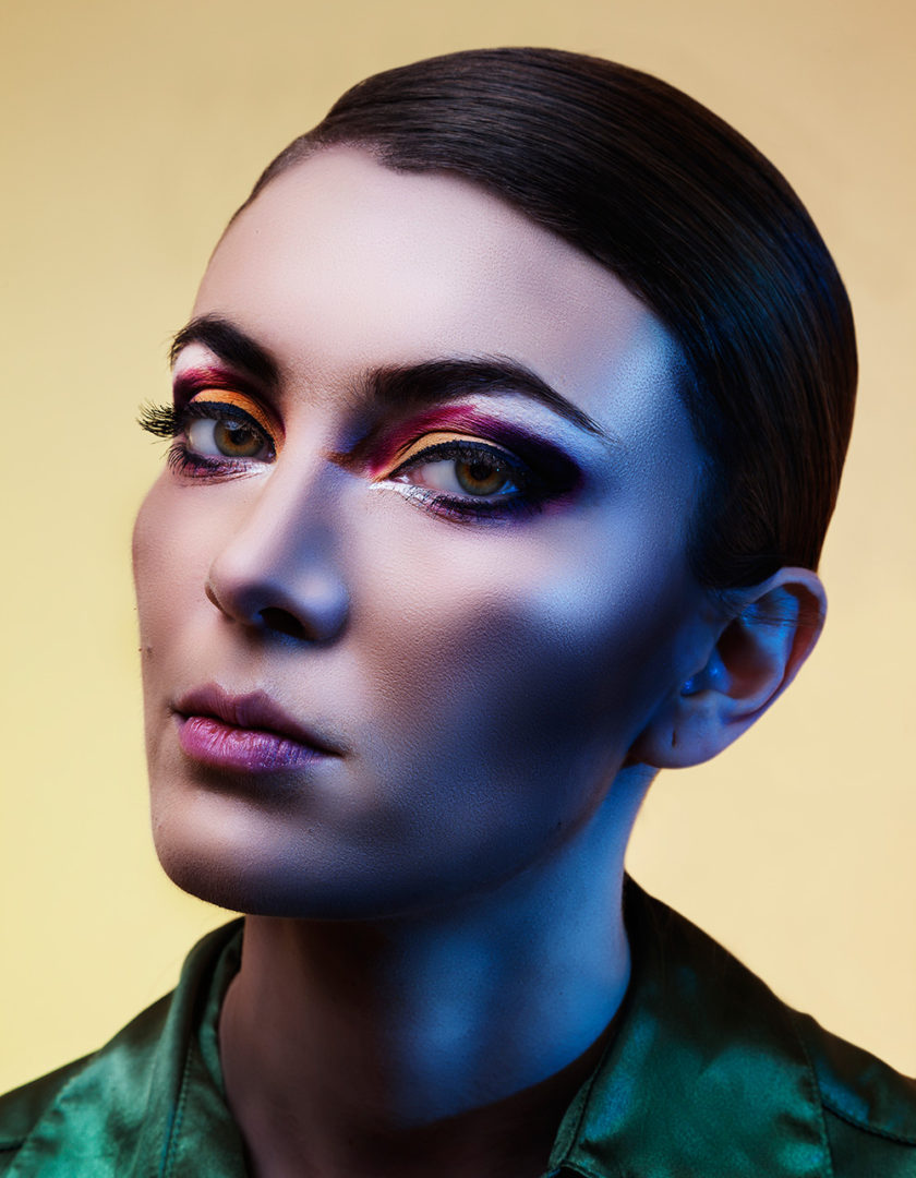Exciter Editorial by LukiAriza Beauty